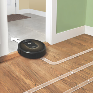 Maps Your Home To Efficiently Clean An Entire Level