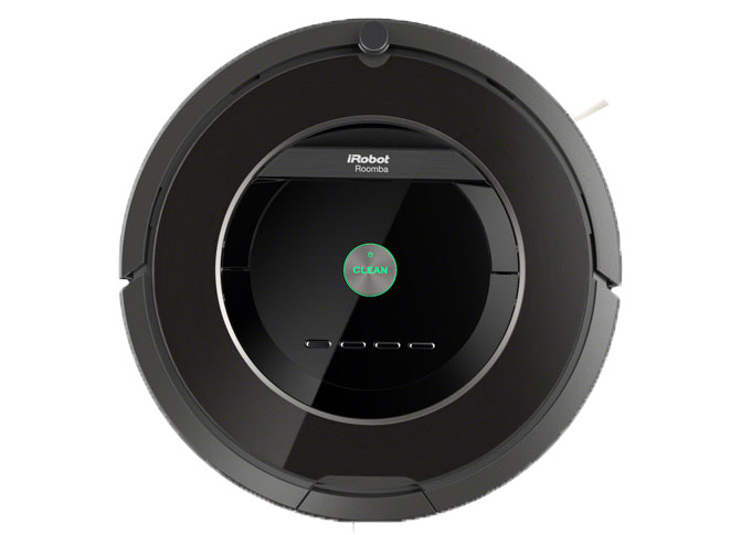 Roomba 800 Anatomy Irobot