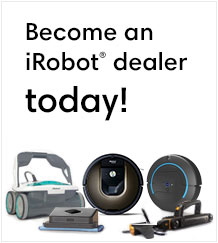 Become an iRobot dealer today!