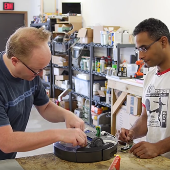 Ben Heck Show-Dart Collector Project