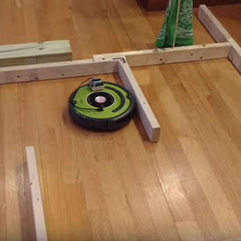 iRobot Create 2 Maze project