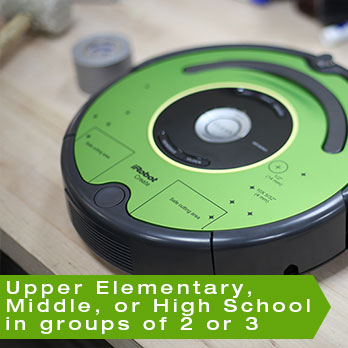 STEM Curriculum for the iRobot Create 2