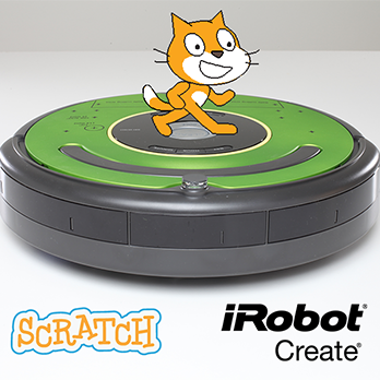 iRobot Create 2 Scratch Plugin
