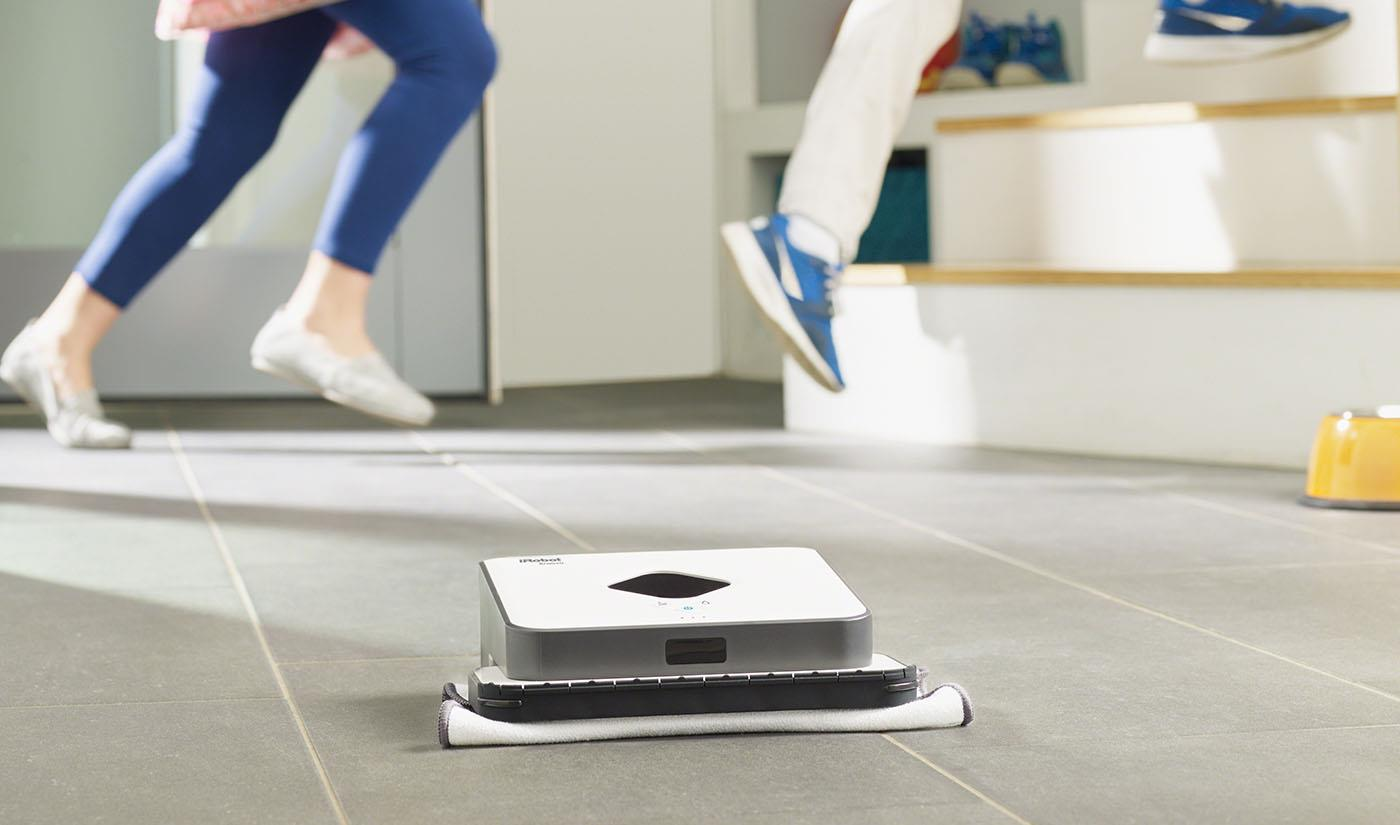 braava 300 series mopping robot irobot. Black Bedroom Furniture Sets. Home Design Ideas