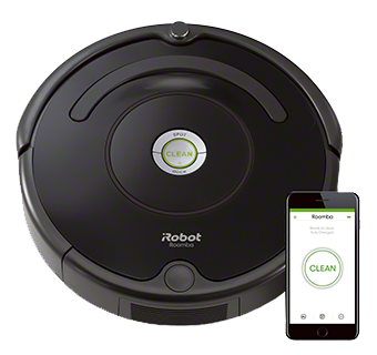 iRobot's Roomba 600 series