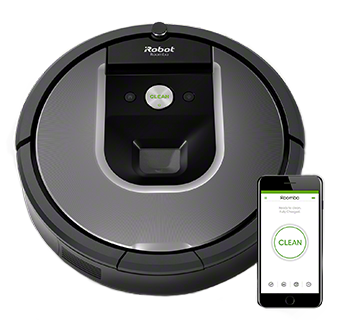 iRobot's Roomba 900 series