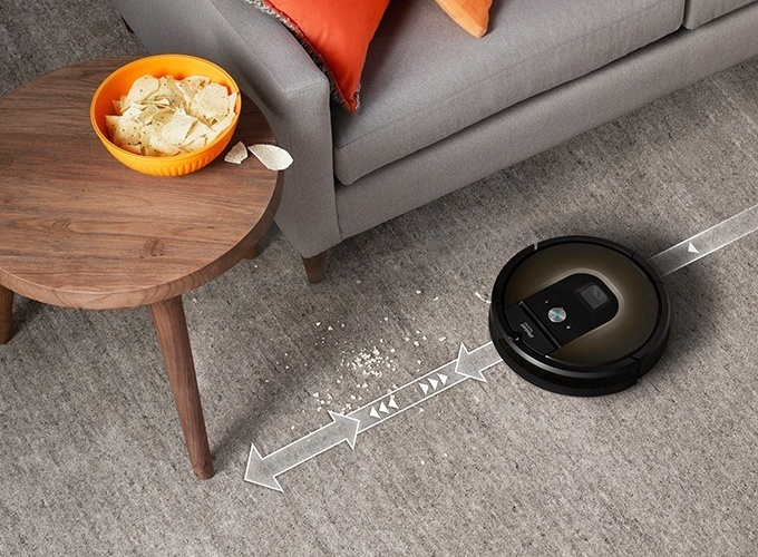 Roomba robot vacuum irobot - Can a roomba go from hardwood to carpet ...