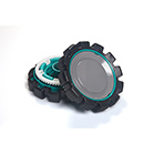 iRobot Mirra 500 Rubber Wheels