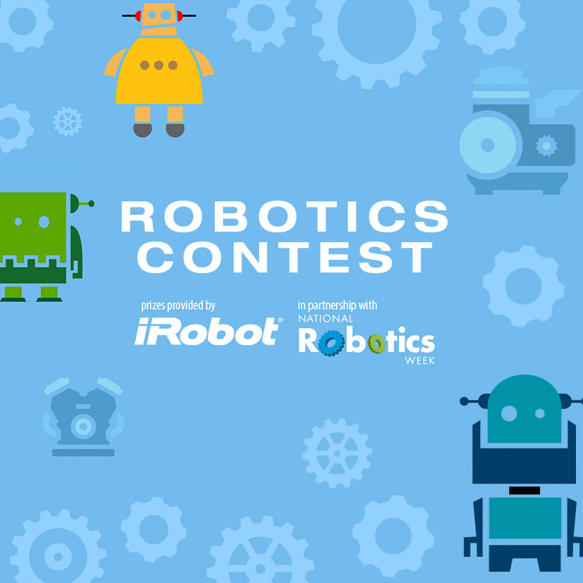 Instructables robot contest 2016