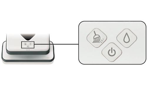 Overview Of The Braava 300 Series User Interface Irobot