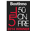 BostInno 50 on Fire