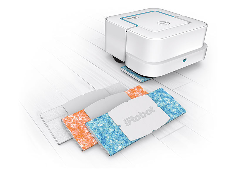 Braava jet ™ robot mop and Cleaning Pads