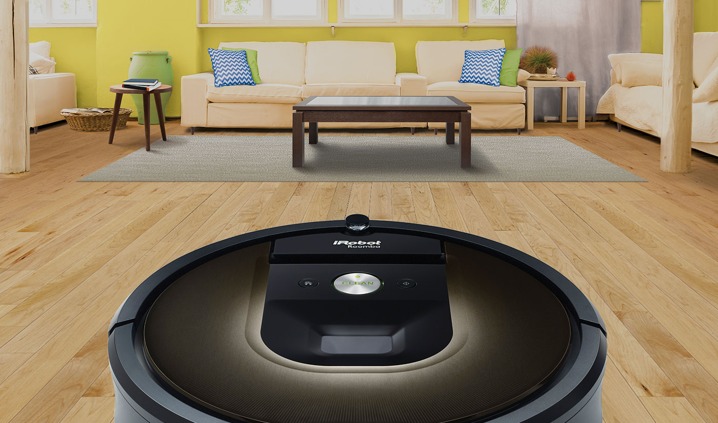 Introducing the iRobot Roomba 980