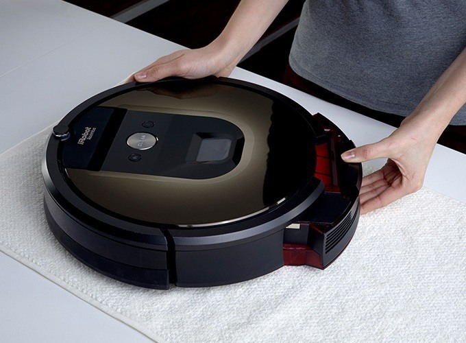 Roomba Requires Little Maintenance