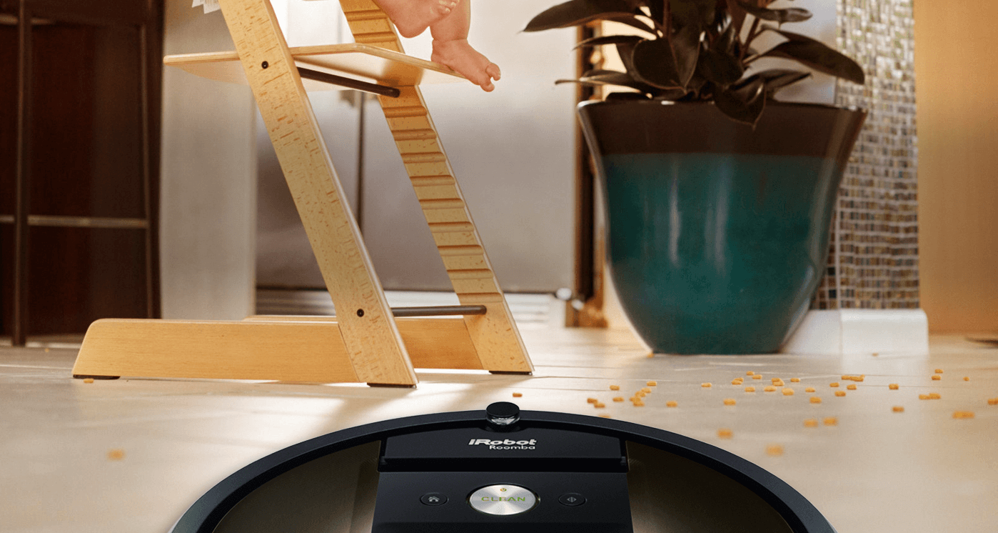 You and Roomba. Better Together.