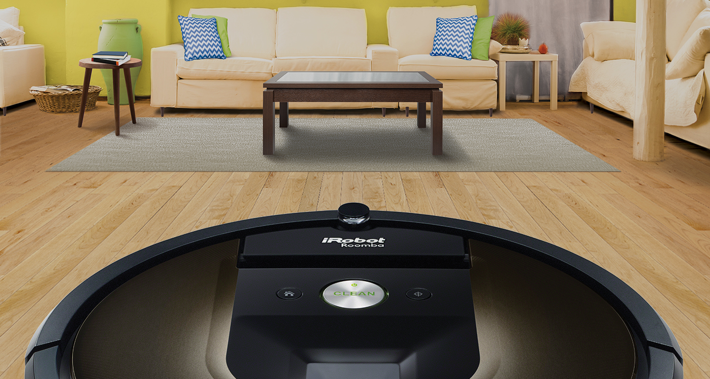 Introducing Roomba 980 - The power to change the way you clean.